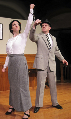 East Lynne Theater, the Henry Sawyer Inn, and Twin Gable's Inn present MURDER MYSTERY WEEKENDS