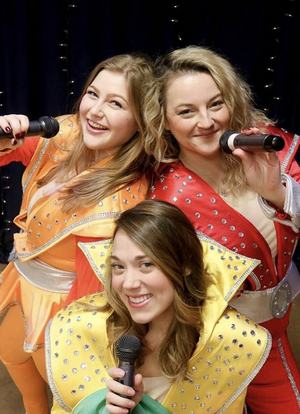 BWW Review: MAMMA MIA! at Performing Artists Repertory Theatre (PART): The Vocals Take it All
