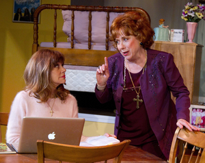 BWW Review: Del Shores THIS SIDE OF CRAZY Women Prove to be the Salt of the Earth with Lots of Hot Pepper Underneath