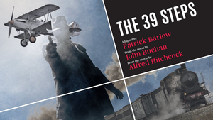 BWW Review: THE 39 STEPS at Tipping Point Theatre Is A Hilarious, Fast-Paced Comedy!