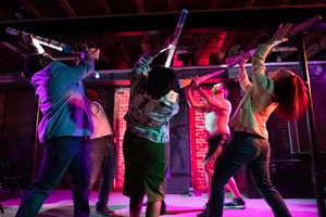 BWW Review: Overstuffed and Disorganized SAFE SPACE at Single Carrot Theatre