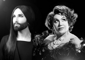 Conchita Wurst and Trevor Ashley Will Appear in Concert at QPAC