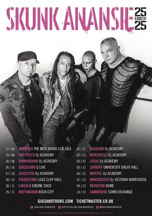 Skunk Anansie Announce UK Headline Tour & New Single Details