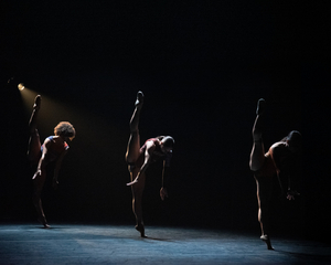 BWW Review: BWW REVIEW:     COMPLEXIONS CONTEMPORARY BALLET BRINGS ITS FLAVOR TO THE JOYCE THEATER at Joyce Theater