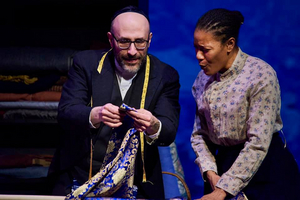 BWW Review: Compelling INTIMATE APPAREL at Ensemble