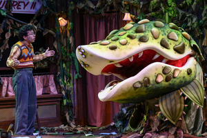 BWW Review: LITTLE SHOP OF HORRORS at Pittsburgh Public Theatre Doesn't Reinvent, But Doesn't Have To