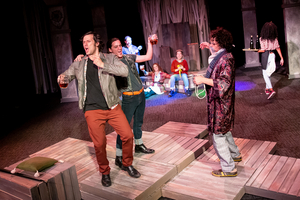 BWW Review:  Brave Spirits' HENRY THE FOURTH PART 1 A Thrilling Second Installment to their History Rep
