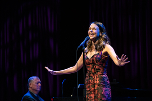 BWW Review: AN EVENING WITH SUTTON FOSTER at Celebrity Series Of Boston