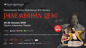 BWW Review: PANEMBAHAN RESO Revives A Classic