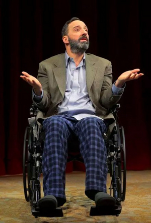 Review Roundup: WAKEY, WAKEY Starring Tony Hale at A.C.T. - What Did the Critics Think?
