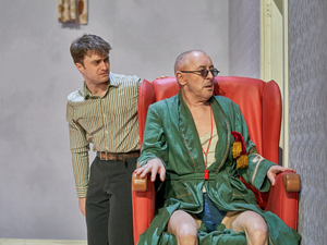 ENDGAME, Starring Alan Cumming and Daniel Radcliffe, Officially Opens Tonight at the Old Vic