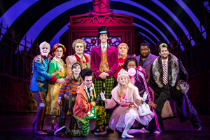 BWW Interview: Audrey Belle Adams of CHARLIE AND THE CHOCOLATE FACTORY at The Saenger Theatre