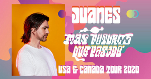 Juanes Announces 2020 North American 'Mas Futuro Que Pasado Tour'