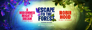 Iris Theatre Has Announced Summer Season 2020