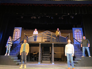 The Players Club of Swarthmore to Present NEXT TO NORMAL