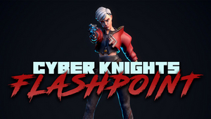 Trese Brothers Games' Cyber Knights: Flashpoint Funded in Less Than 12 Hours on Kickstarter