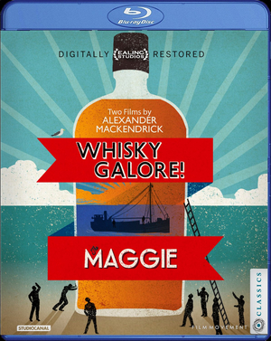 WHISKY GALORE! & THE MAGGIE Available on Blu-ray