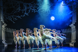 BWW Review: BWW REVIEW:  MATTHEW BOURNE REIMAGINES SWAN LAKE at New York City Center