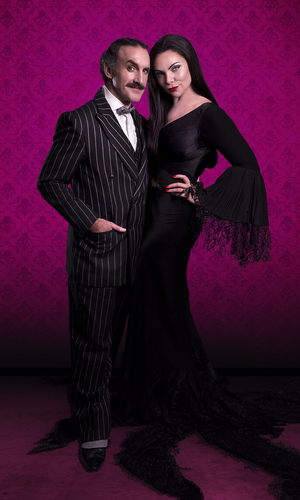 Samantha Womack and Cameron Blakely Will Star In 2020 Tour Of THE ADDAMS FAMILY