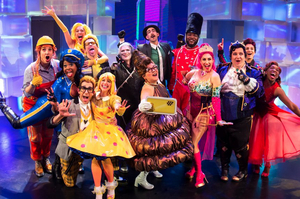 Shelby Acosta, Karl Skyler Urban and More Join EMOJILAND; New Cast Members Announced