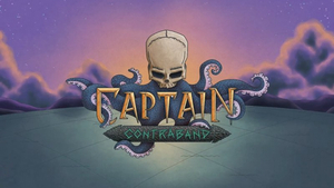 CAPTAIN CONTRABAND Will Premiere on Steam in 2020