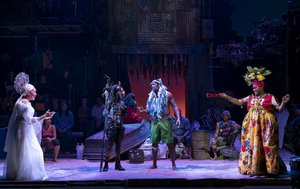 BWW Review: ONCE ON THIS ISLAND shines at Ordway Center For The Performing Arts
