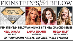 Kelli O'Hara, Laura Benanti, and Megan Hilty Will Launch New 'Diamond Series' At Feinstein's/54 Below