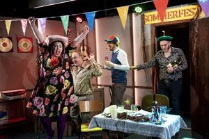 BWW Review: VIVA LAS VEGAS at Randers Egnsteater