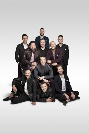 LOVE IS IN THE AIR With A Command Performance Of THE TEN TENORS At The McCallum