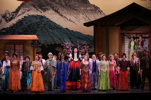 The New York Gilbert And Sullivan Players Bring Their Highly Acclaimed Production Of THE MIKADO To The McCallum