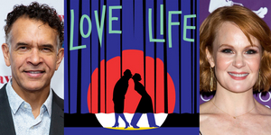 John Edwards, Sara Jean Ford and More Join Kate Baldwin & Brian Stokes Mitchell in Encores! LOVE LIFE; Complete Cast Announced