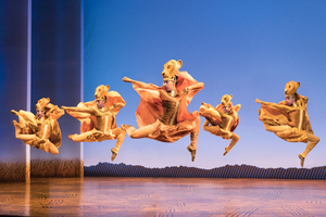 BWW Review: After 21 Years, THE LION KING is a Royal Treat at Marcus Center