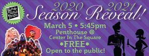 Roanoke Children's Theatre to Host Season Reveal Event to Announce 2020-2021 Season