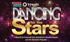 Cincinnati Arts Association to Celebrate Season Fourteen of its Annual Fundraiser DANCING FOR THE STARS