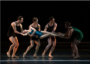 BWW Review: New York City Ballet's NEW COMBINATIONS