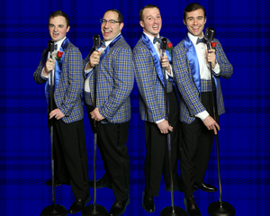 FOREVER PLAID Comes to Curtain Call Theatre