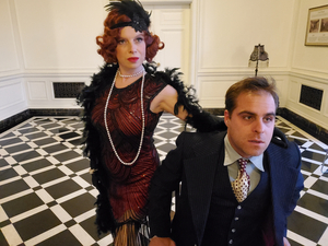 BWW Review: THE MANOR Brings a True Tale of Family Wealth and Woe Inside Greystone Mansion in Beverly Hills