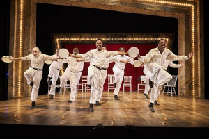 BWW Review: BW/Beck's THE SCOTTSBORO BOYS is Both Compelling and Uneven