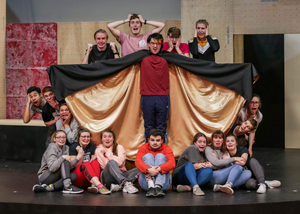 University of Southern Maine Theatre Will Present Theatre for Young Audiences with DEAR EDWINA