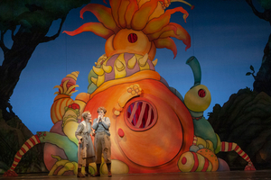 BWW Review: San Diego Opera's Sly and Whimsical HANSEL AND GRETEL at the Civic Center