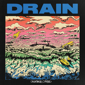 Drain Makes Label Debut with 'California Curse,' Due Out April 10