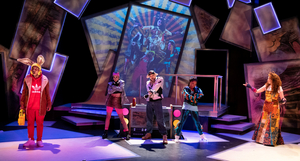 BWW Review: ZOMO THE RABBIT: A HIP-HOP CREATION MYTH at Imagination Stage