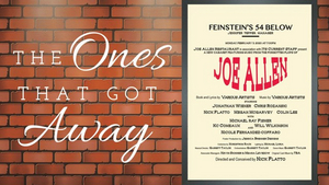 BWW Review: Singers Capture THE ONES THAT GOT AWAY  at Feinstein's/ 54 Below