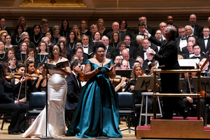 CD Review: Live from Carnegie Hall, Moravec-Campbell SANCTUARY ROAD with Oratorio Society