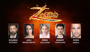 BWW Interview: Ricardo Afonso Talks ZORRO: THE MUSICAL IN CONCERT at Cadogan Hall