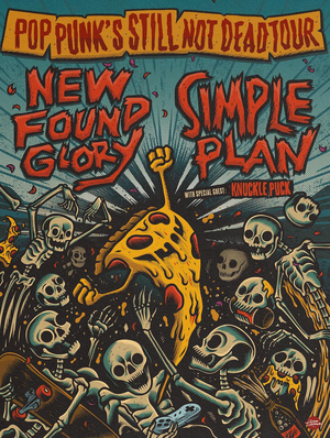 New Found Glory to Hit the Road with Simple Plan This Summer