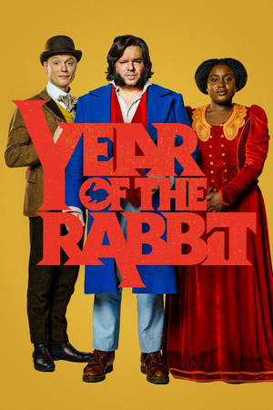YEAR OF THE RABBIT Renewed for Season 2 by IFC and UK's Channel 4