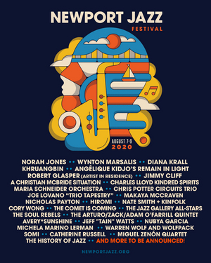 Norah Jones, Wynton Marsalis and More Announced for 66th Edition of Newport Jazz Festival