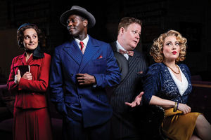 Ford's Theatre Has Announced Casting for GUYS AND DOLLS