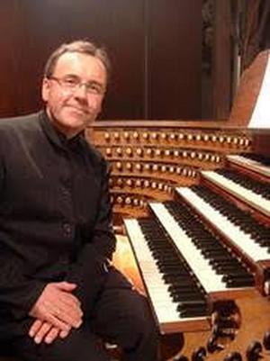 Organ Virtuoso David Briggs to Present Recital at The Cathedral of St. John the Divine